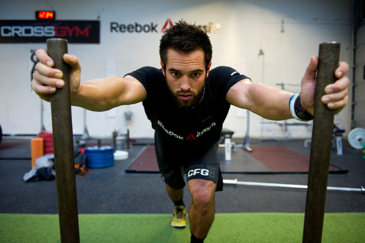 Rich Froning - фото